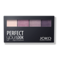 Selling with online payment: PERFECT YOUR LOOK QUATTRO EYESHADOW 401