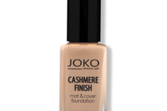 Selling with online payment: CASHMERE FINISH MATT & COVER FOUNDATION- GOLDEN BEIGE 153