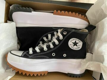 The Buyer must come to the seller's address: Converse run star hike