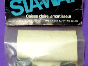 Selling with online payment: New Old Stock original 1970s FIBES Sta-way bumper in bag