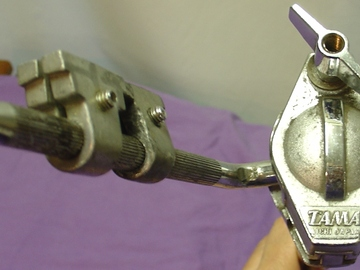 Selling with online payment: Vintage TAMA single tom mount