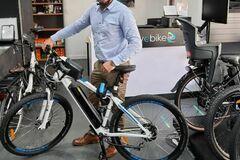 Daily Rate: Go Anywhere! Explore Brisbane on German made E-Bike
