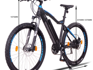Weekly Rate: Versatile & Capable NCM Moscow+ E-Bike