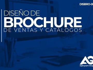 Servicio freelance: DISEÑO DE BROCHURE