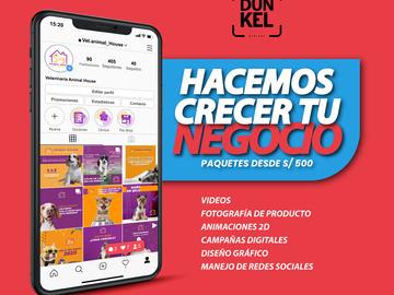 Servicio freelance: Expertos en comunicación visual