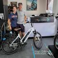 Weekly Rate: Fun & Comfortable E-Bike - Great for Touring