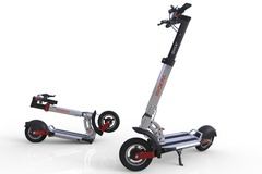 Daily Rate: E-Scooter - Perfect Commuter!