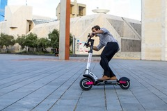 Daily Rate: Enjoy the Day on this Slick E-Scooter