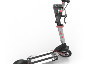 Weekly Rate: Staying Awhile? E-Scooter Perfect for Work & Play!