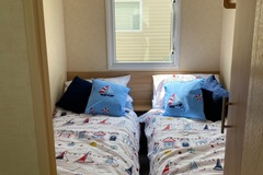 Online & Offline Bookings: 8 birth Caravan available to rent at Trecco Bay
