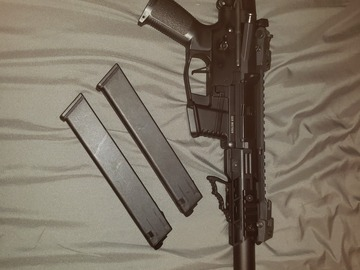 Selling: Classic Army Nemesis X9