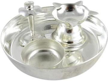 Liquidation/Wholesale Lot: return Gifts 4 items Sterling silver Dish - 400 sets (1600 pcs)