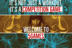 Preis pro Tag: 5 Games - Competition Sport & Fitness Event m 19. Juni