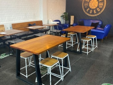 Walk-in: Locally owned and run cafe in picturesque Williamstown