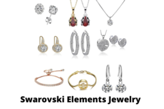 Liquidation/Wholesale Lot: Buy 50 Get 25 FREE = 75 mixed pieces Swarovski Elements Jewelry