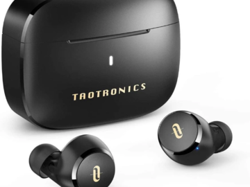 Selling without online payment: Taotronics SoundLiberty 97 Bluetooth Headphone