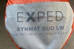 Vuokrataan (viikko): Makuualusta kahdelle - Exped Synmat DUO LW