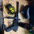Selling with online payment: Spyder Paintball Gun