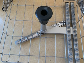 Gebruikte apparatuur: Bovenrek thermodesinfector