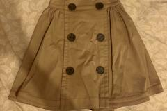 Selling with online payment: 日本Snidel 迷你短裙復古風可愛Japan Snidel trench double breasted mini skirt