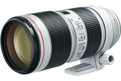 Vermieten:  Canon EF 70-200mm F2.8 L IS II USM (FF)