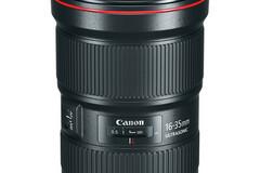Vermieten: Canon EF 16-35mm f/2.8 L USM I (FF)