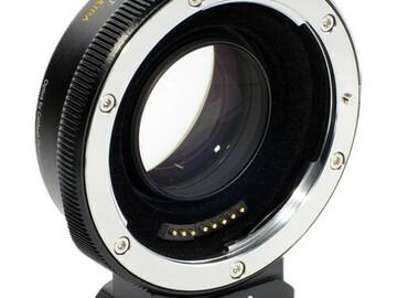 Vermieten: Metabones Canon EF to Sony E T Speed Booster ULTRA