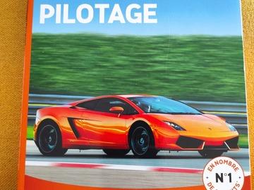 """Vente: Coffret Wonderbox """"Sensations Pilotage"""" (99,90€)"""