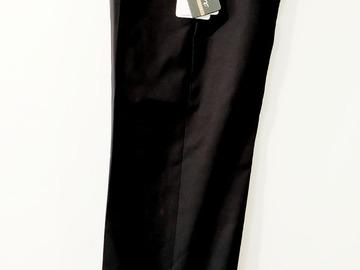 Liquidation/Wholesale Lot: 210 Pcs Men Dress Pants by Signature Collection Black Sizes 21-61