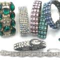 Liquidation/Wholesale Lot: 50 Boutique Bracelets Great Mix & Variety- No Repeats