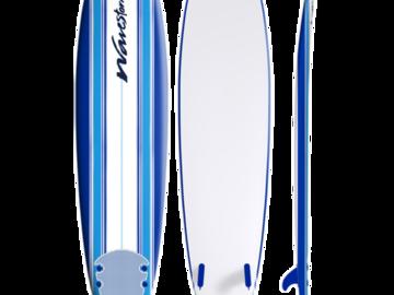 "For Rent: Wavestorm 8"" foam surfboard"