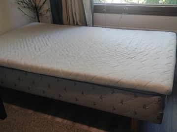 Myydään: Selling a really comfortable piccolo bed 200x120 with mattress
