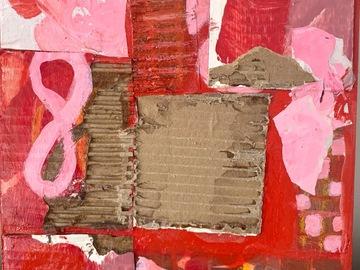 Sell Artworks: Eight Ate Cardboard