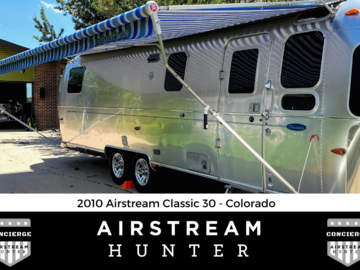 For Sale: SOLD: 2010 Airstream Classic Limited 30 - Rear Queen