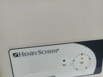 Gebruikte apparatuur: Ultrasonik cleaner