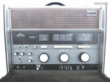Vente: Rare Transistor SONY CRF - 230 B Vintage