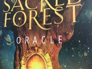 Selling: Reading from the Sacred Forest Oracle