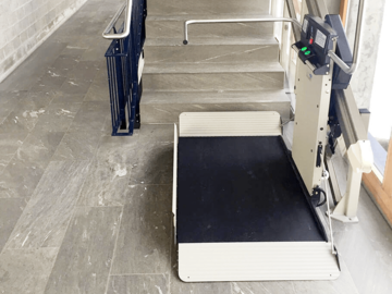 QUOTE/CONSULTATION: Inclined Platform Lift | X3