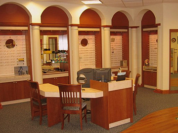 Selling with online payment: Eye Designs Frame Displays, Desk, Humphrey VF and more!