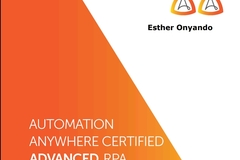 Hourly rate: Automation Anywhere Certified