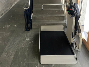 QUOTE/CONSULTATION: X3 - Inclined Platform Lift