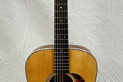 Selling with online payment: Handmade Sinker Mahogany Acoustic Guitar