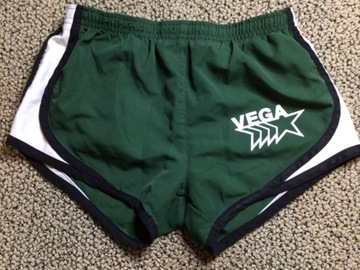 Selling multiple of the same items: Camp Vega Running shorts