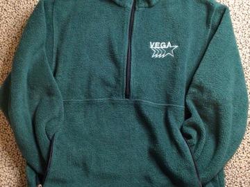 Selling A Singular Item: Camp Vega fleece pullover jacket