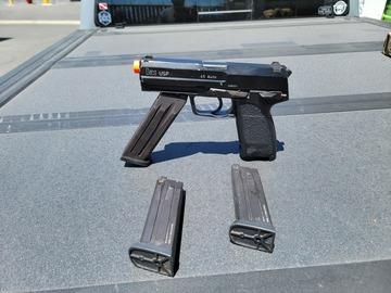 Selling: HK Pistol