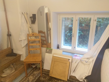 Renting out: Pieni työhuone Etu-töölössä