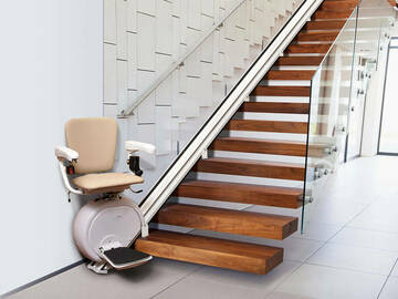 SALE: Ultra Slim Straight Stairlift | Installed in British Columbia