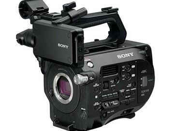Vermieten: Sony PXW-FS7