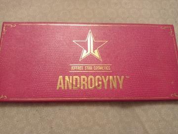 Venta: Androgyny paleta jeffree star