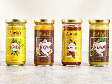 Selling: Auria's Malaysian Kitchen